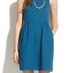 Madewell Pleated dress